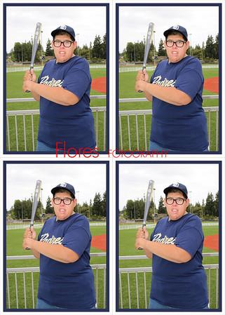 2014 ML Padres 5x7 10