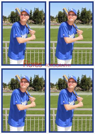 2014 ML Dodgers 5x7 09