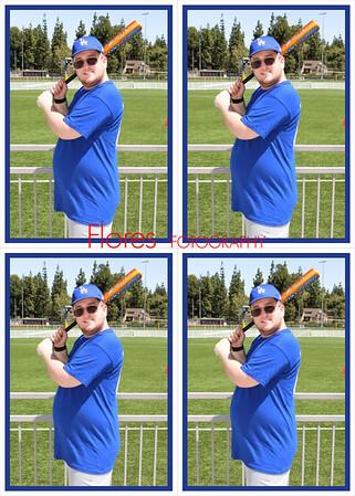 2014 ML Dodgers 5x7 07