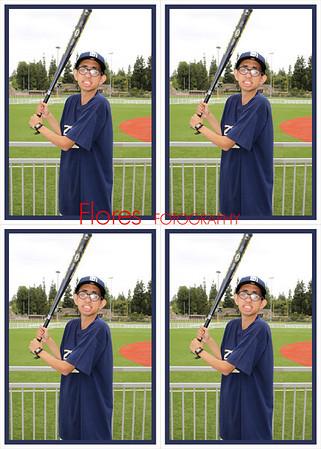 2014 ML Padres 5x7 11