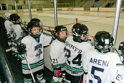 Fischer Williams Photo - Ridgefield Mites Hockey Jamboree0041