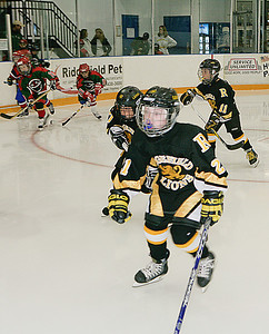 Fischer Williams Photo - Ridgefield Mites Hockey Jamboree0049