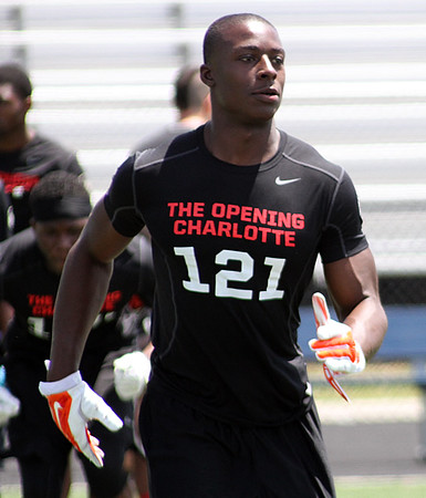 2016 WR Cornell Powell, Greenville-Rose (NC)