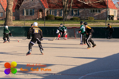 game day for the Outdoor League