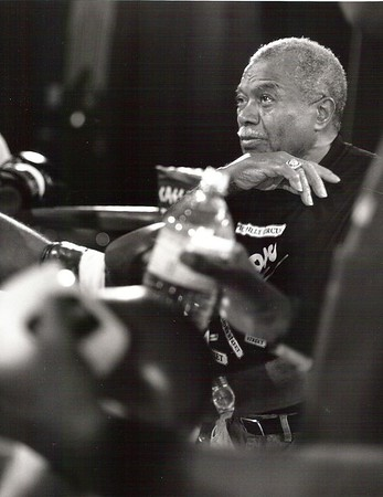 Boxing trainer Eddie Futch