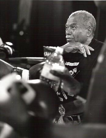 Boxing trainer Eddie Futch