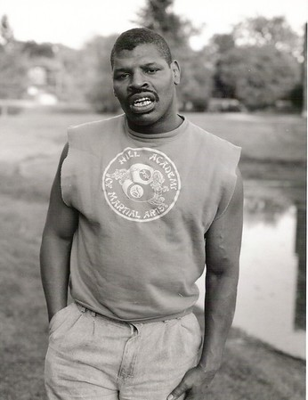 Champion Leon Spinks