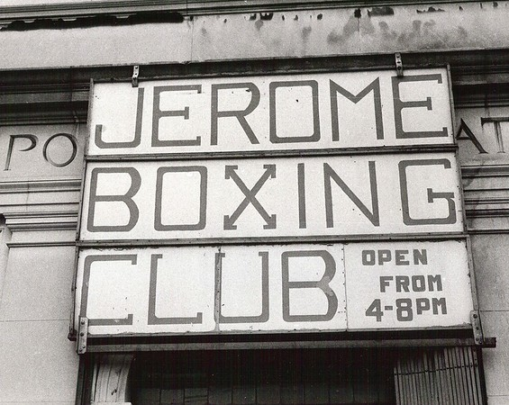 Jerome Boxing Club, Bronx