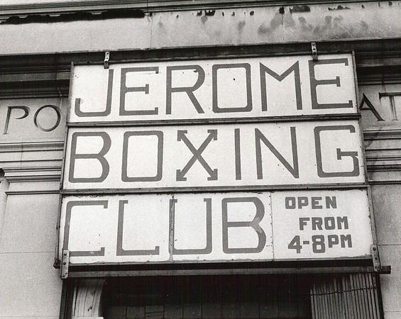 Jerome Boxing Club, Bronx