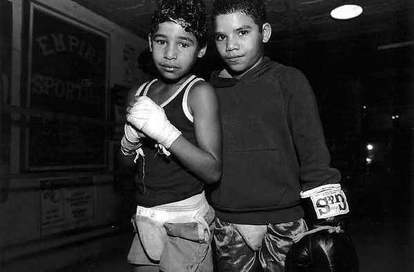 Two Fighters, Gramercy Gym