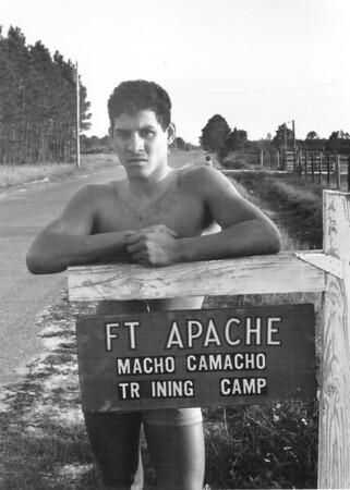 Champion Hector Camacho