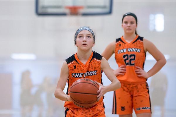 The Rock 6th Grade Basketball @ Morey Courts 01.28.18