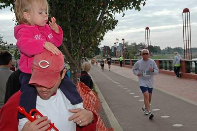 The Second Annual Evansville Half Marathon, October 9, 2005