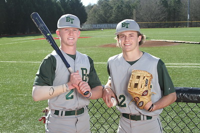 Baseball Siblings (Colin and Ryan Davis)
