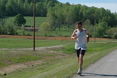The West Baden to French Lick Marathon and Half Marathon