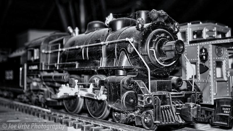 Papa's Attic Train