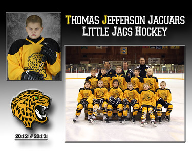 2012-2013 Little Jags