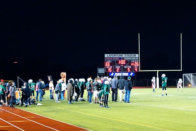 Thoreau 2011 Homecoming Football Game