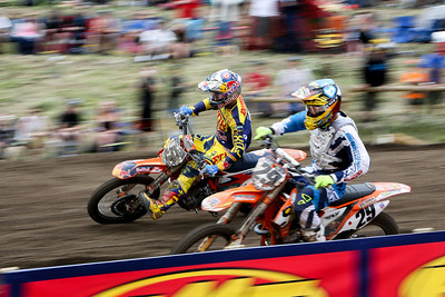 Ryan Dungey #5, Andrew Short #29