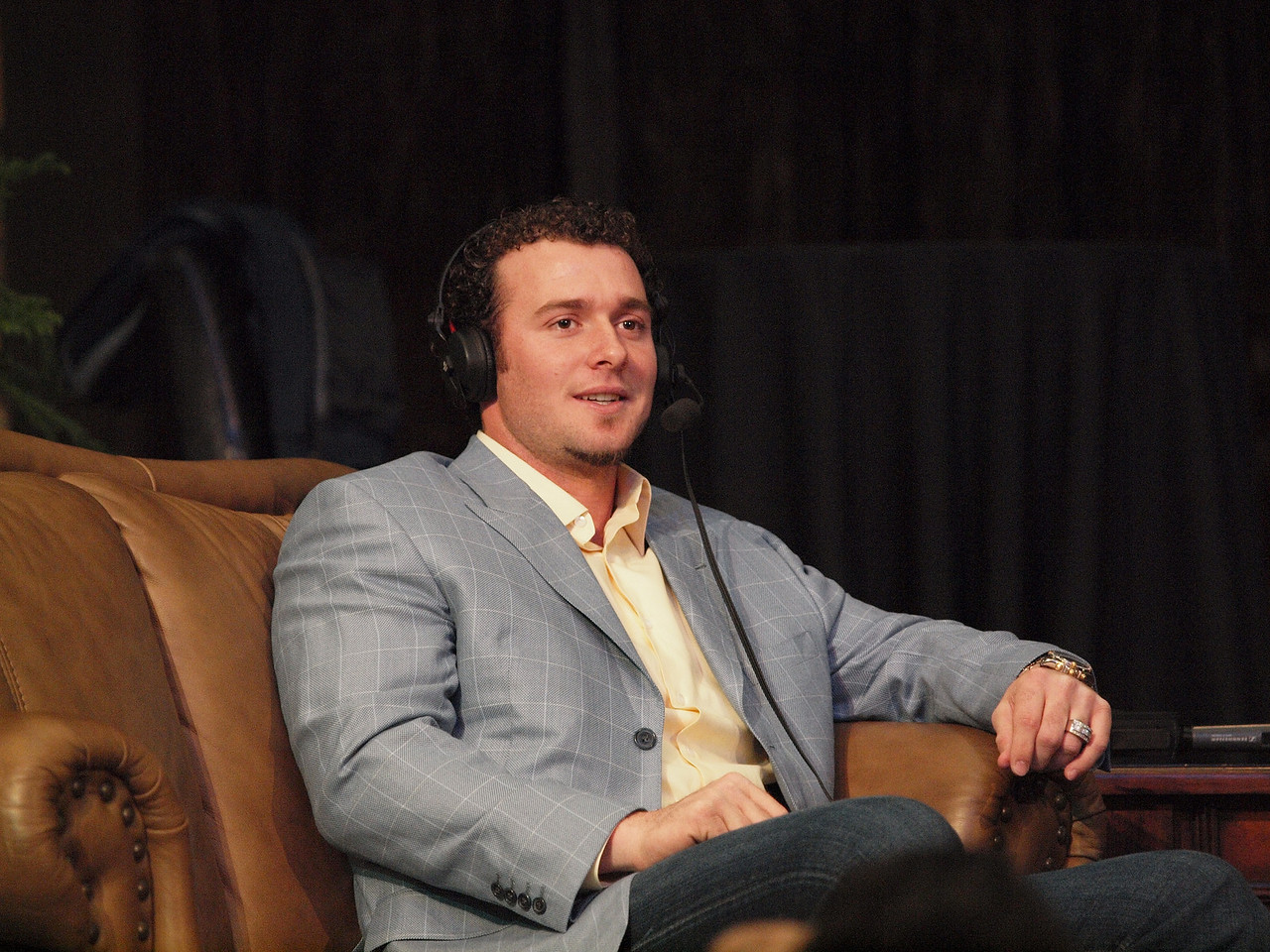 Jarrod Saltalamacchia, catcher with the Texas Rangers