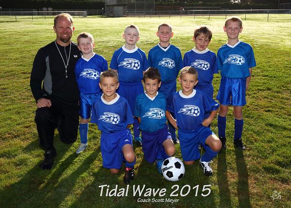 Tidal Wave Soccer