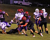 Mount Vernon Varsity Tigers vs Hughes Springs Mustangs Football game photos