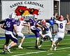 Mount Vernon Varsity Tigers vs Sabine Cardinals Football game photos