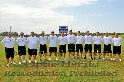 Mount Vernon Tigers Varsity Football 2014 Team