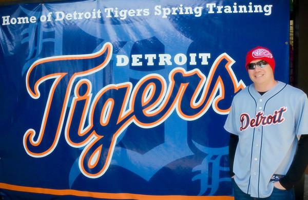 Tigers Spring Training (1) 2013