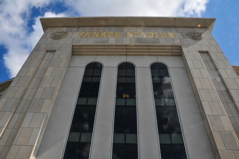 Yankee Stadium, October 2011