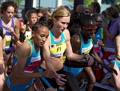 Tilburg 10 km ladies and 10 miles general runs