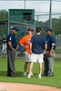 Coaches and Umps