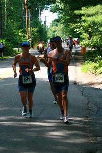 Ramon and Aimee on run