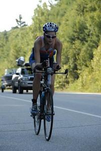 Eissa on bike, #2