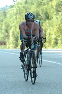Sven (aka Doug) on bike