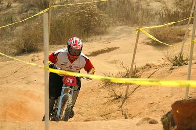 Timed Trials- Heat 1: Sport Men Class (M - R)