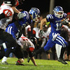 11-22-13<br /> Tipton Semistate<br /> Tipton's Nate Hein outruns Rensselaer's defense.<br /> KT photo | Kelly Lafferty