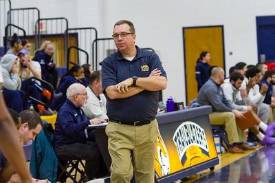 Head Coach Derek Shell