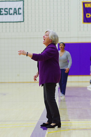 Coach Pat Manning