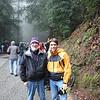Tom and me on the top of Tunitas Creek climb
