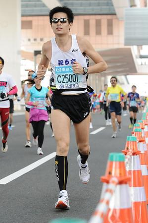 Tokyo Marathon 2011 Race