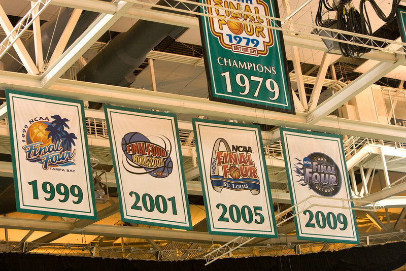 New banners this year.