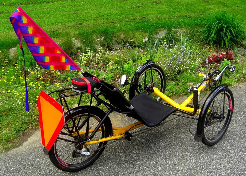 Tom's Trike, june 14, 2013  CIMG8808