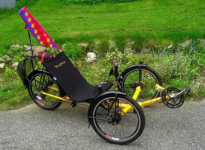 Tom's Trike, june 14, 2013  CIMG8807