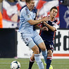 MLS Sporting KC Revolution Soccer