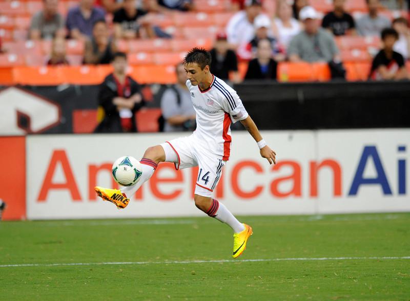 MLS Revolution United Soccer