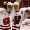 NCAA Womens Frozen Four Wisconsin Minnesota Duluth Hockey