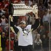 Stanley Cup Penguins Red Wings Hockey
