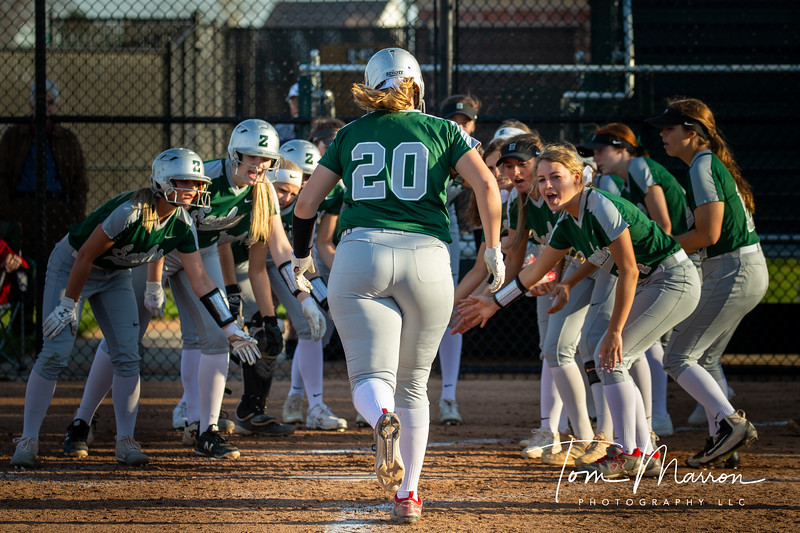 One of my favorite softball shots ever. So much to like about this shot.