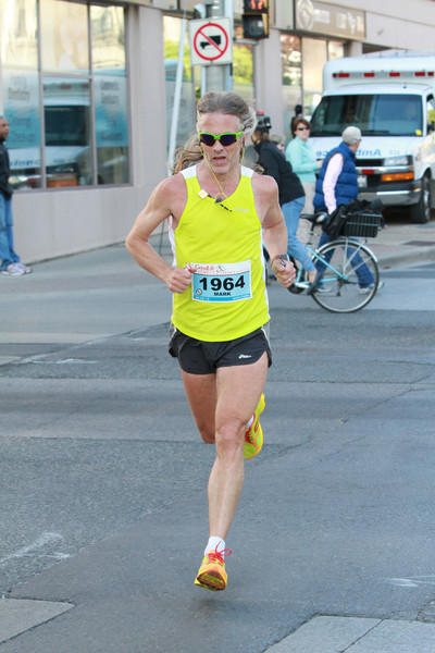 Toronto Marathon 2012